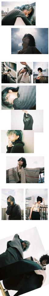 H&M&Styling/Ikko photo/Toyohide Kanda